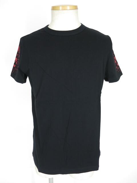 Jean Paul GAULTIER 袖うろこプリントTシャツ