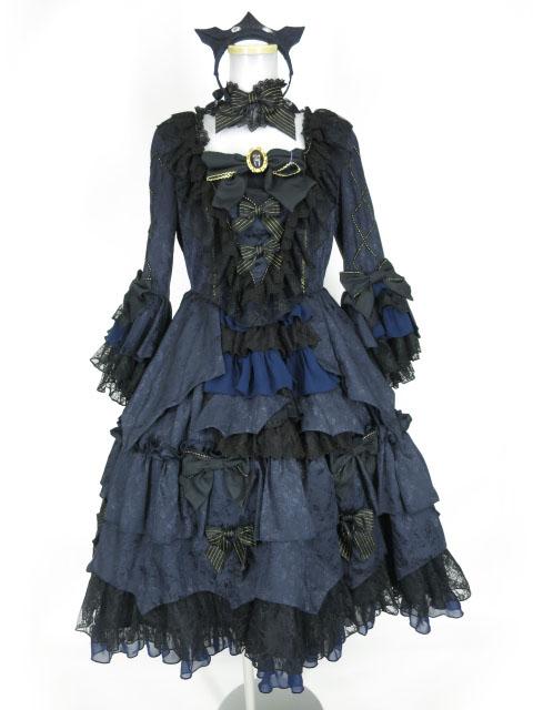 Angelic Pretty Nightmare Dress Set
