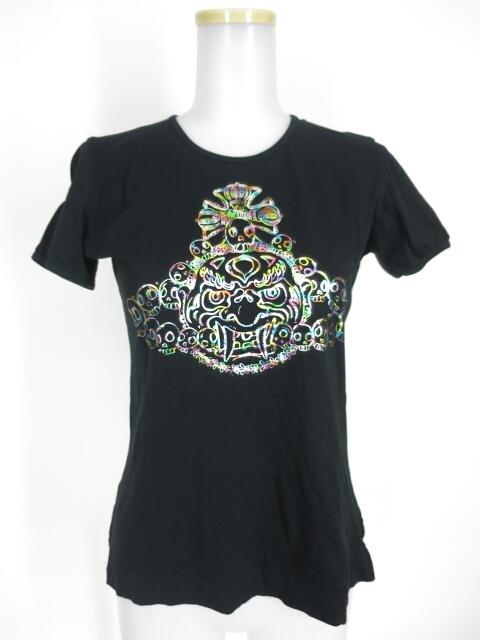 Vivienne Westwood ANGLOMANIA 狛犬オーブプリントTシャツ