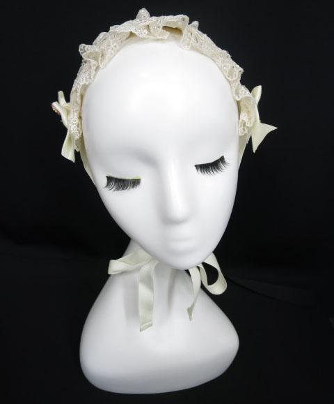 Innocent World リボンクリップ付きヘッドドレス