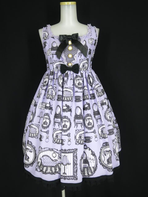 Angelic Pretty Sweet Girl Roomジャンパースカート