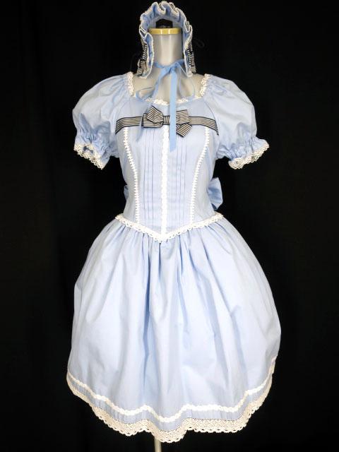 ALICE and the PIRATES アンシープリンセスワンピース&ヘッドドレス セット