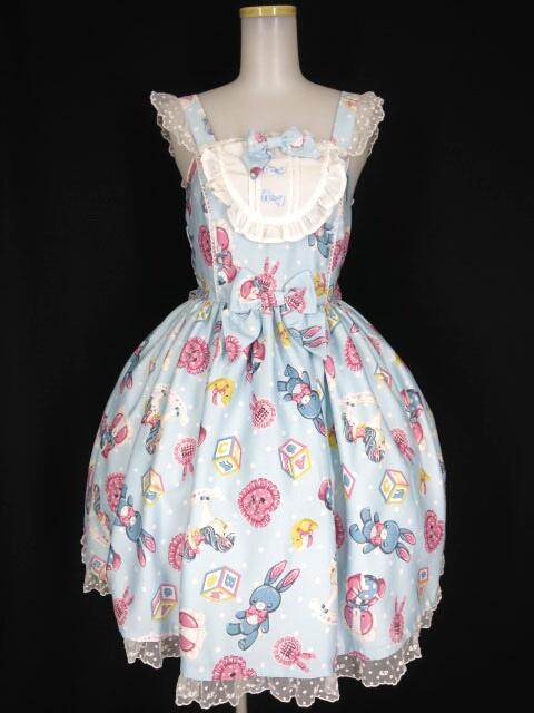 Angelic Pretty Toy Dream ジャンパースカート