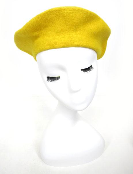 Emily Temple cute Orangeベレー帽