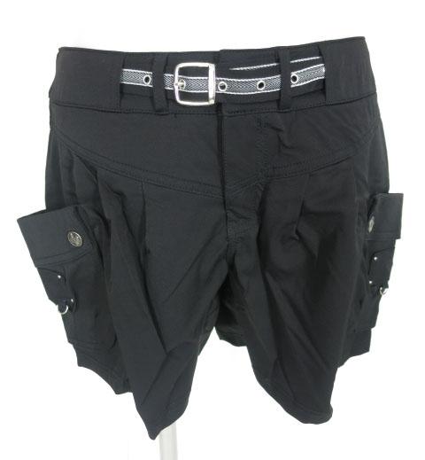 Ozz Croce サイドポケット付きショートパンツ