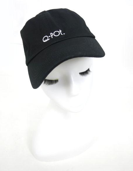 Q-pot. 帽子
