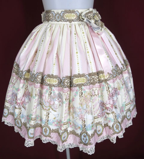 Angelic Pretty Day Dream Carnivalスカート
