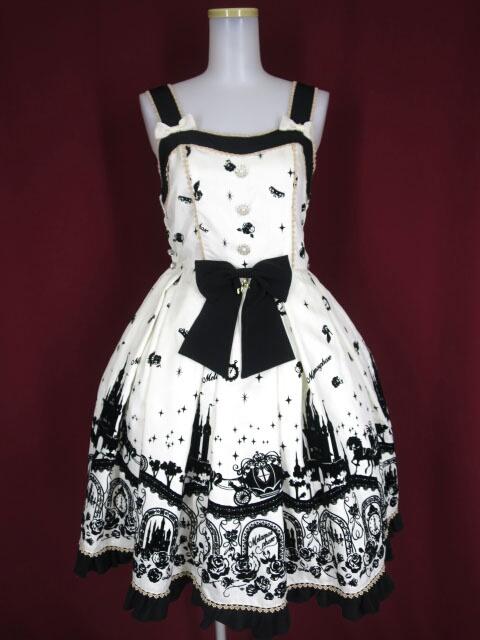 Metamorphose Cinderella~小さなガラスの靴~ミディアムジャンパースカート