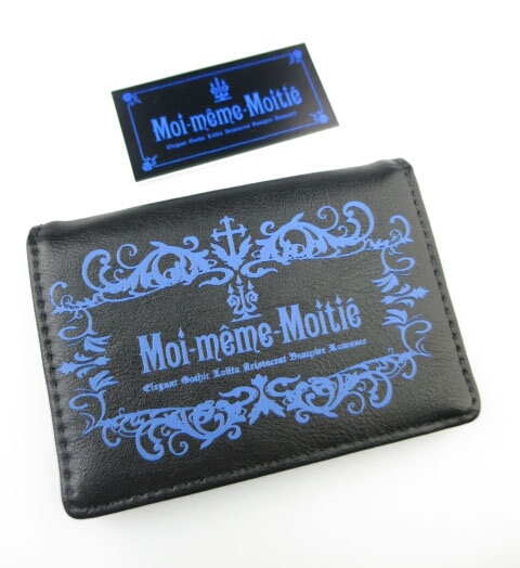 Moi-meme-Moitie MmMカードケース