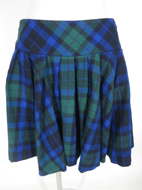 Jane Marple タータンチェック スカート