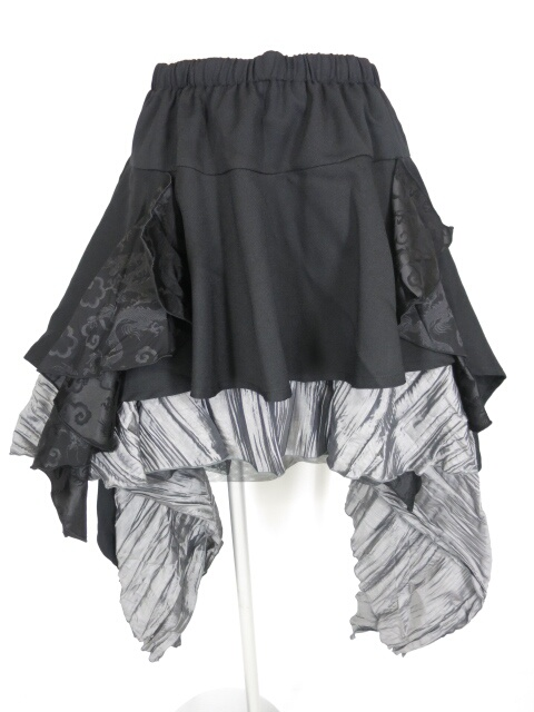 Qutie Frash サイドロングパニエスカート