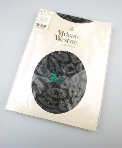 Vivienne Westwood レオパード ストッキング
