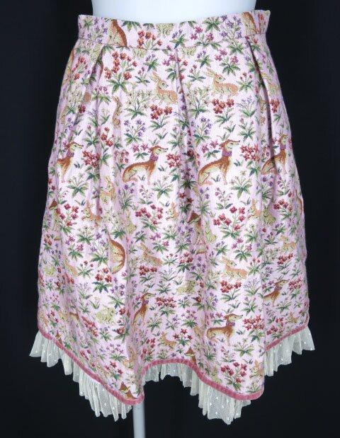 Emily Temple cute フォレットゴブランスカート