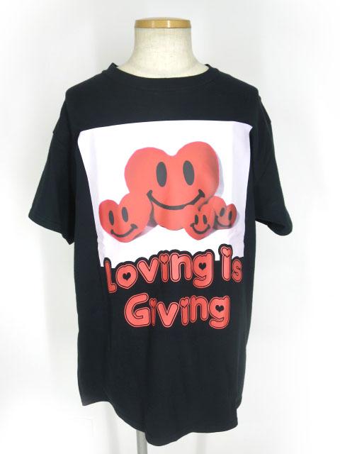 MILK BOY LOVE GIVING Tシャツ