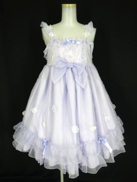 Angelic Pretty 花の妖精ジャンパースカート
