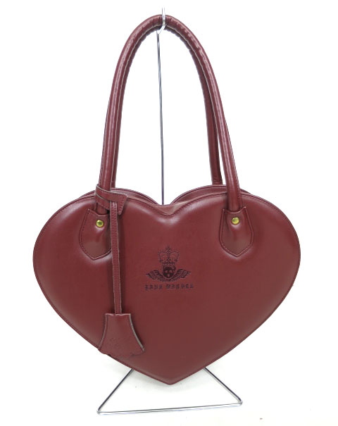 Jane Marple Angelエンブロイダリーのハートバッグ