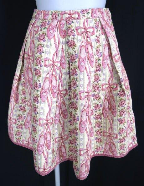Emily Temple cute トゥシューズゴブランスカート