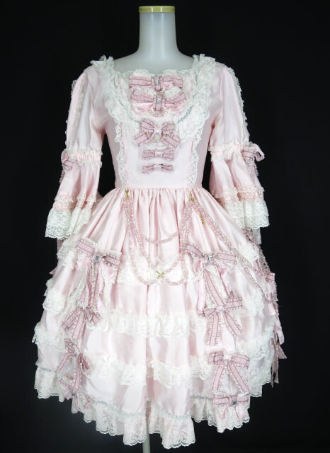 Metamorphose 秘密の花園プリンセスドレス