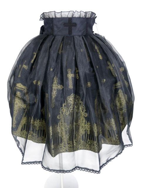Angelic Pretty Horror Garden スカート