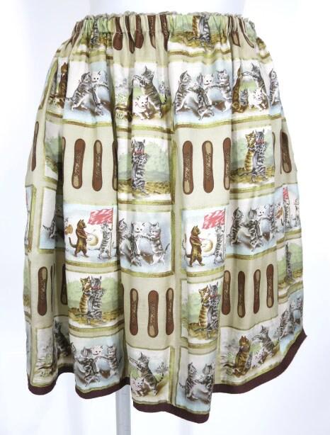 Jane Marple ラングドシャショコラのミニスカート