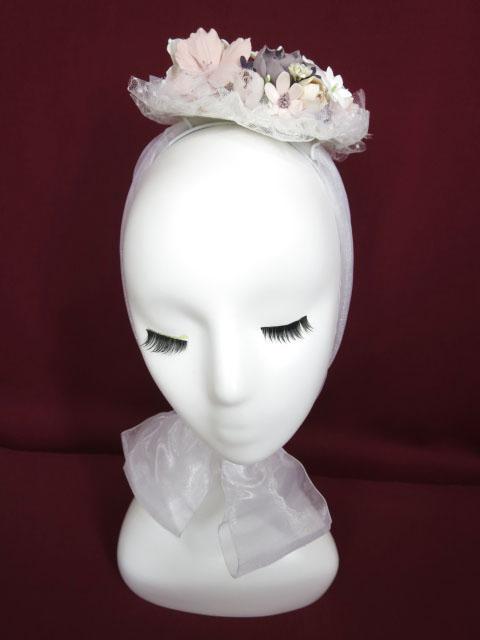 Fairy wish クラシカルブーケのヘッドドレス