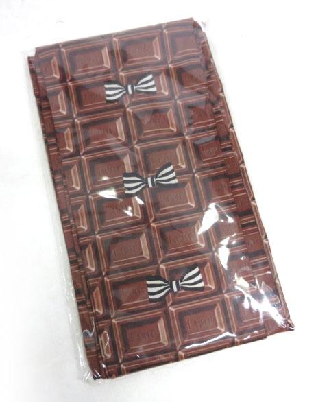 Leur Getter チョコレートプリントタイツ
