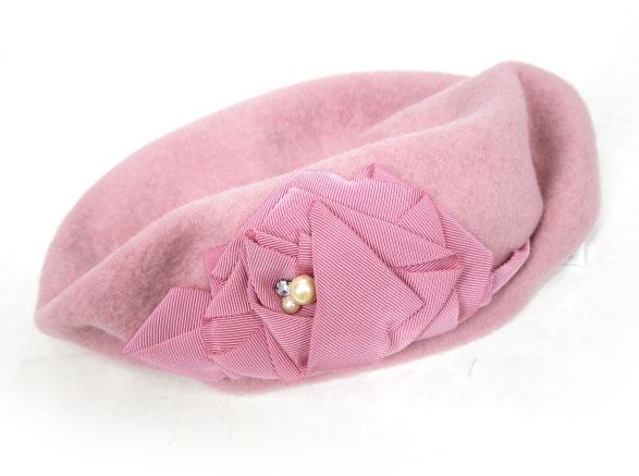Emily Temple cute ローズベレー帽