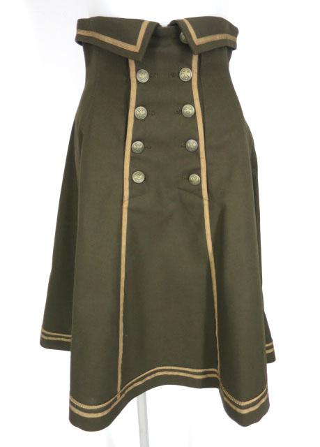 EXCENTRIQUE Banbury Crossコルセットスカート