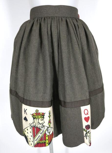 Innocent World スペードのキングとハートのクイーンのスカート