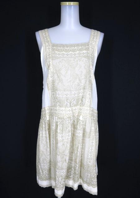 Jane Marple Dans Le Salon エンジェルレースプリントジャンパースカート