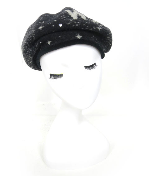 Vivienne Westwood ミルキーウェイベレー帽