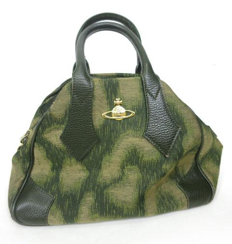 Vivienne Westwood レオパードヤスミンバッグ