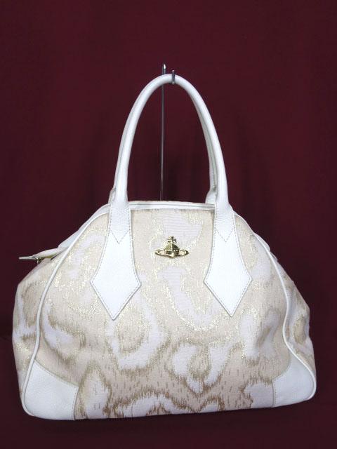 Vivienne Westwood ラメレオパードヤスミンバッグ