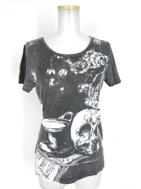 Vivienne Westwood RED LABEL スカル王冠Tシャツ