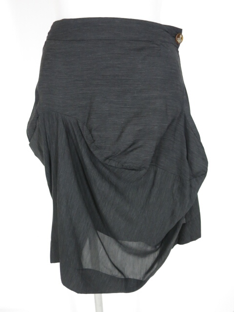 Vivienne Westwood RED LABEL 立体裁断スカート