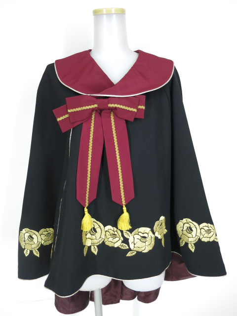 Metamorphose 椿と蝶結びのロマンス外套