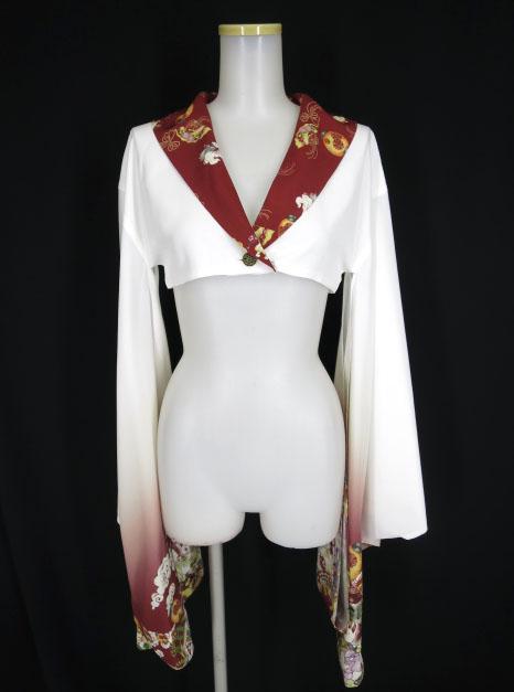 Royal Princess Alice 狐の嫁入り 振袖ジャケット