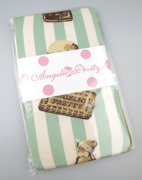 Angelic Pretty Cream Cookie Collectionタイツ