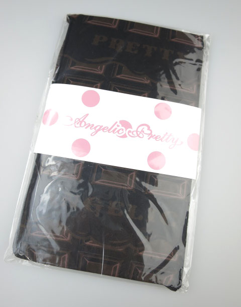 Angelic Pretty Melty Royal Chocolate タイツ