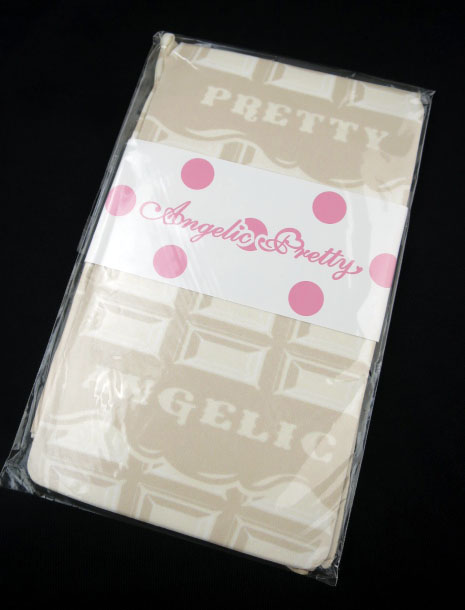 Angelic Pretty Melty Royal Chocolate タイツ