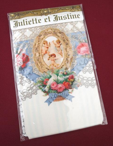 Juliette et Justine Le monde de l'ange ル モーンド ドゥ ランジュ~ オーバーニーソックス