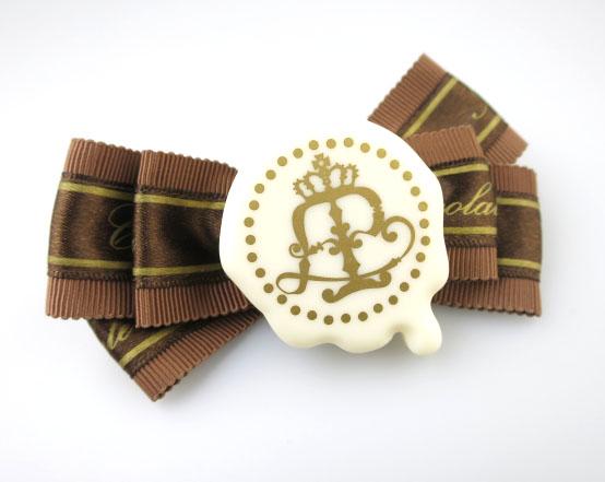 Angelic Pretty Melt Crown Chocolateブローチ