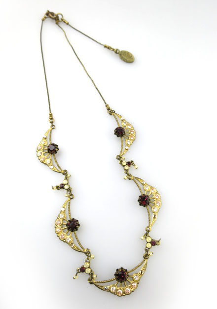 Michal Negrin アーチネックレス