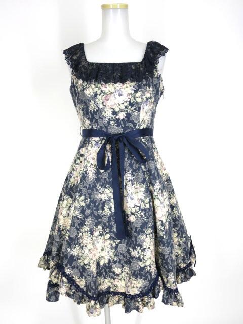 Victorian maiden ローズコールリボンドレス