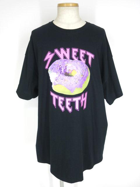 MILKBOY SWEET TEETH Tシャツ