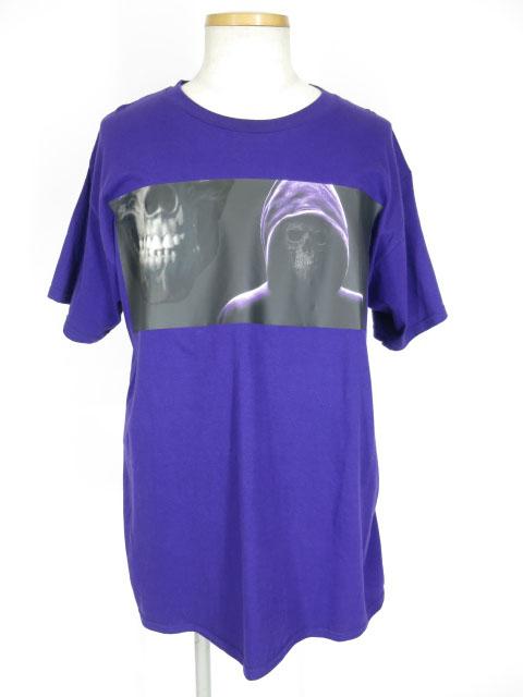 MILKBOY SKULL WEB Tシャツ