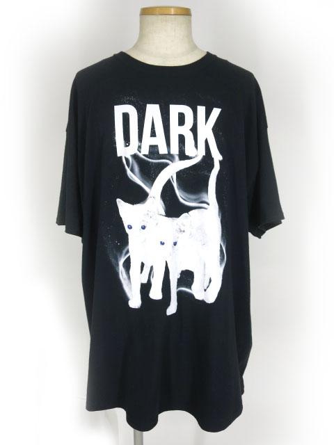 MILKBOY DARK CAT Tシャツ