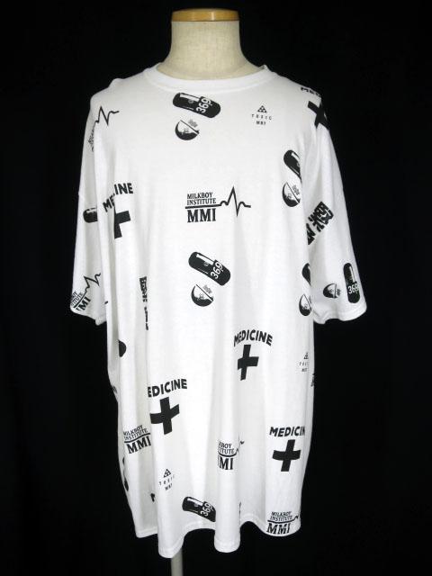 MILKBOY PILLS Tシャツ