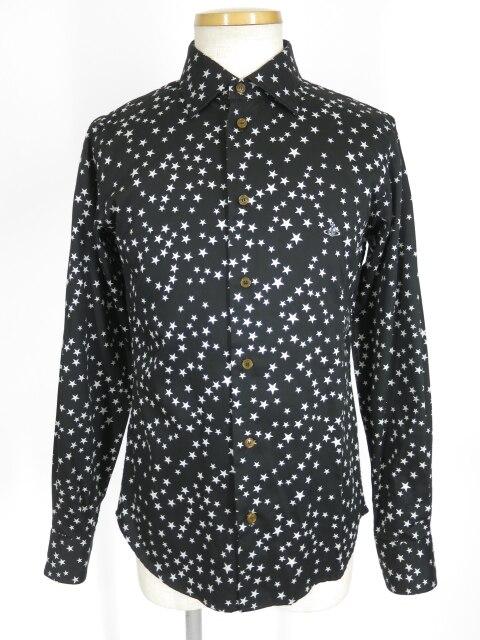 Vivienne Westwood MAN 星柄シャツ