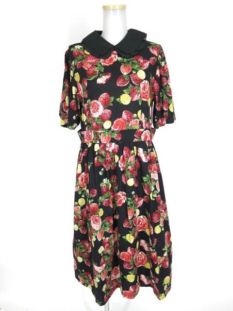 Jane Marple Strawberry palaceのコレットドレス